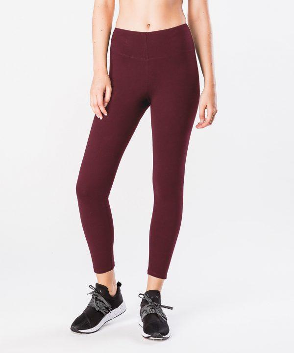 Yoga Pants hoch geschnitten