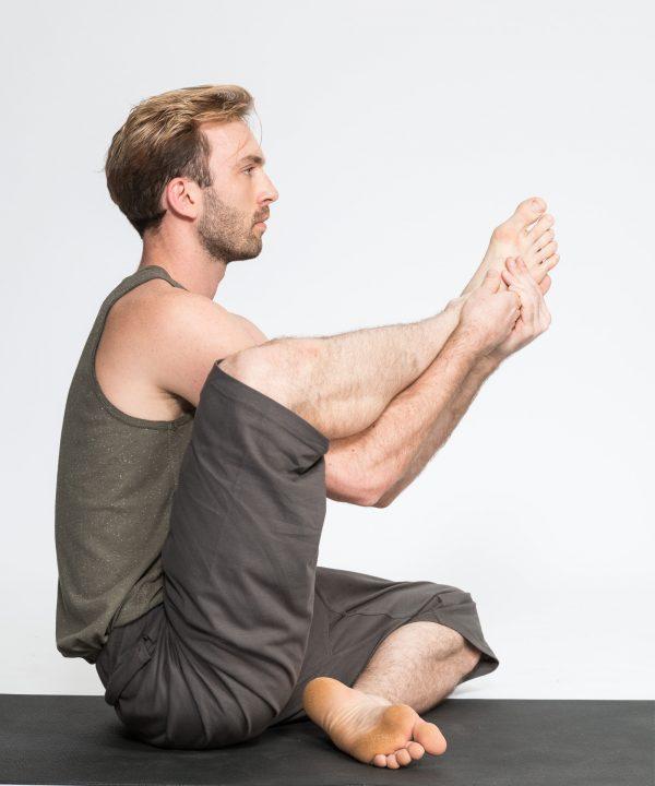 Yoga Tank Men