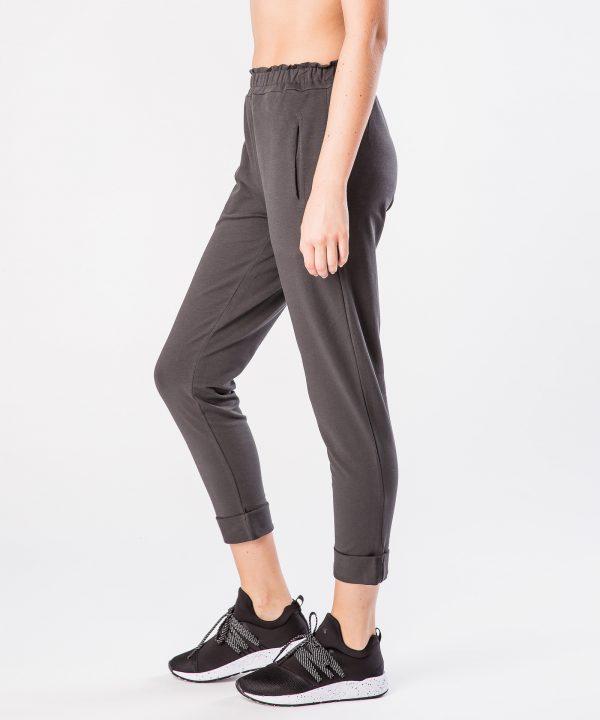 pants homewear dark olive