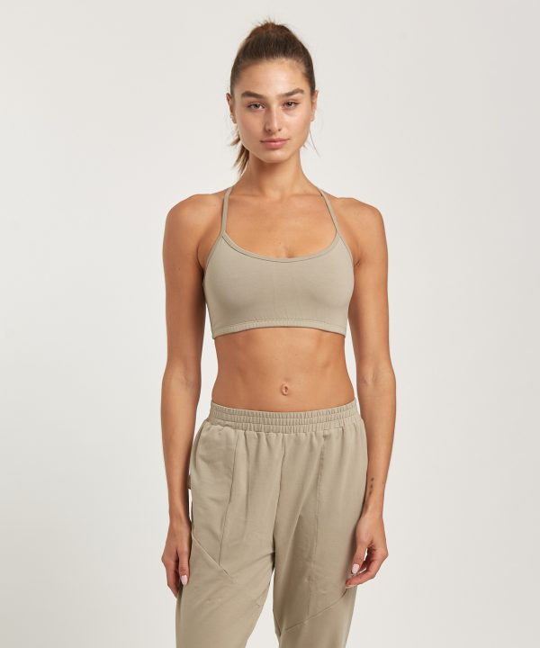 Yoga BH Y light olive
