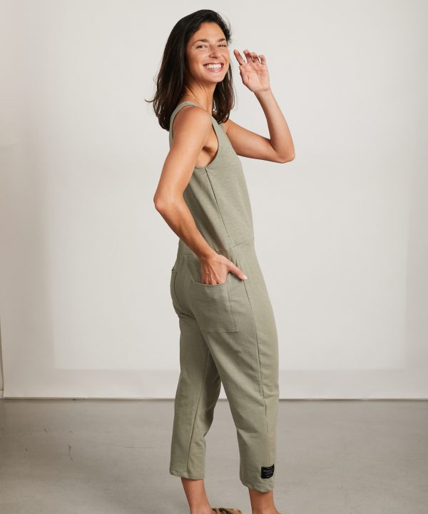 Overall nature green